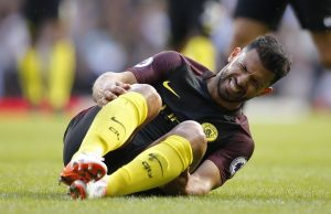 """Sergio Aguero: """"I wanted to kill myself after injury"""""""