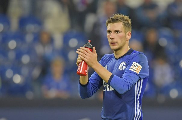 Top 5 Liverpool targets for the January transfer window Goretzka