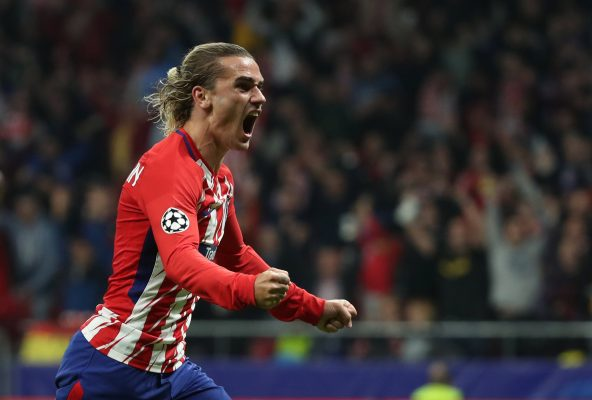 Top 5 Manchester United targets for the January transfer window Griezmann