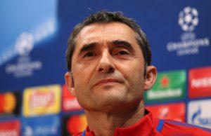 Barcelona manager Ernesto Valverde names Chelsea's two biggest threats