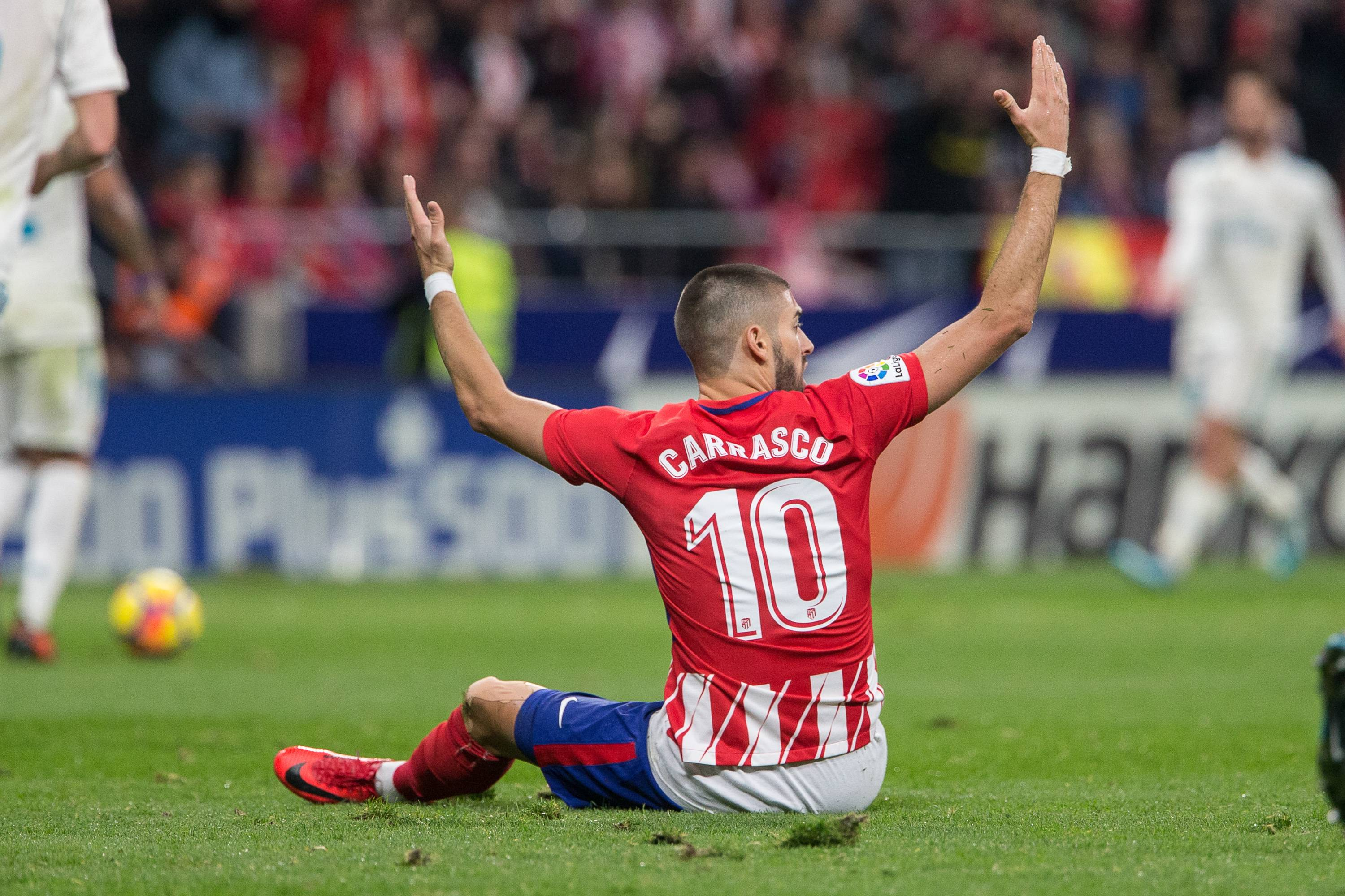 Chelsea and Man Utd chasing Atletico Madrid ace (NOT Antoine Griezmann!)