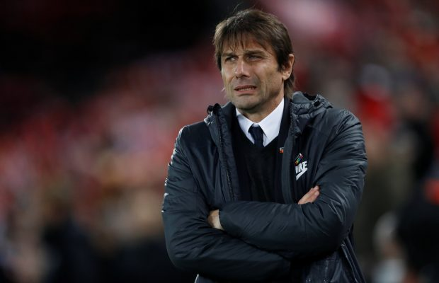 Antonio Conte sends Chelsea board strong message over key duo's contracts