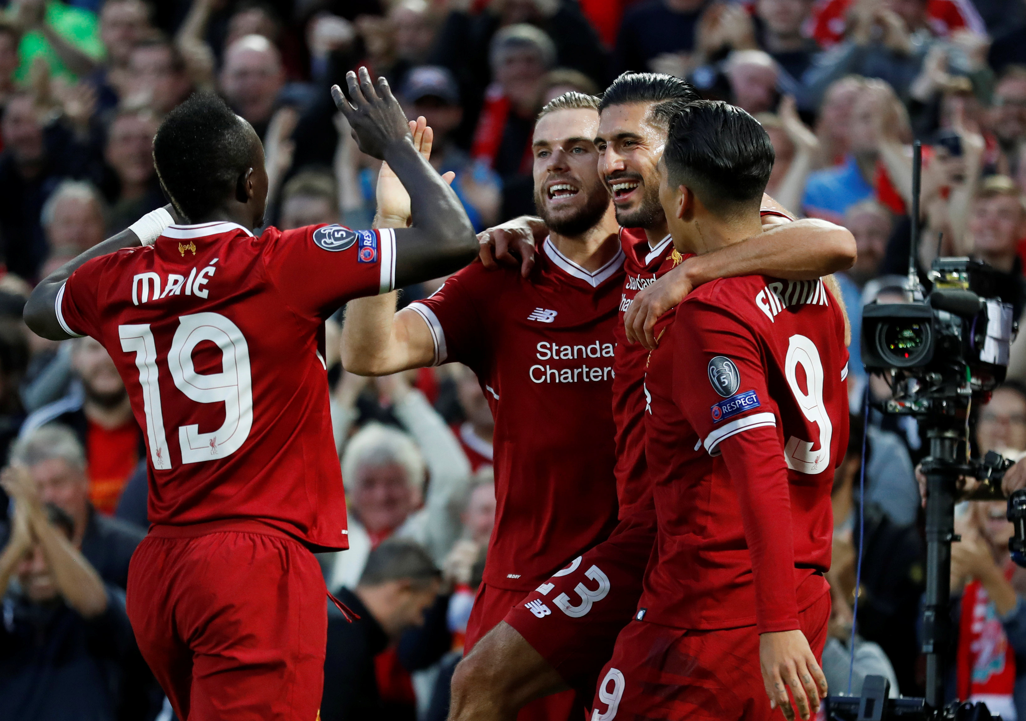Liverpool could sell star player for as low as £9million