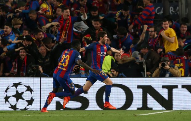 Manchester United set for £90million raid on Barcelona pair