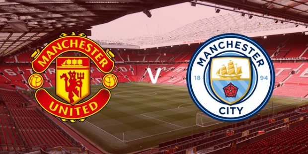 Manchester United vs Manchester City Head To Head Record & Results