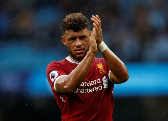 Predicted Liverpool lineup vs West Brom Oxlade Chamberlain