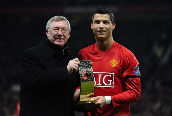 """Sir Alex Ferguson: """"This is what makes Cristiano Ronaldo the world's best"""""""