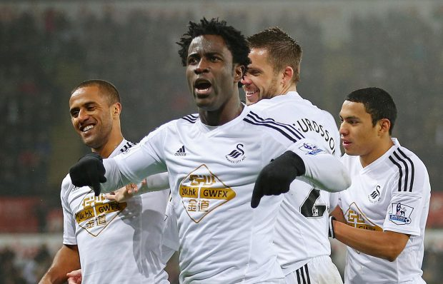 Swansea City FC highest paid player 2018