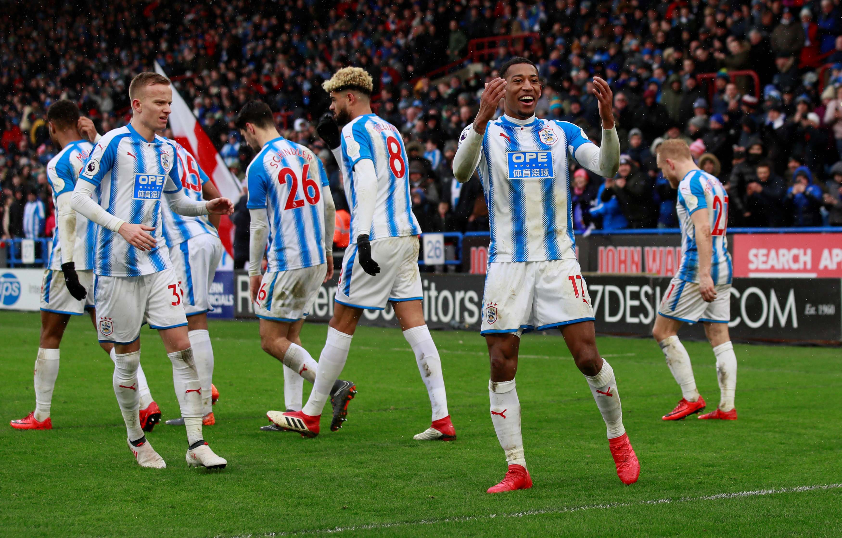 Huddersfield Town FC Players Salaries