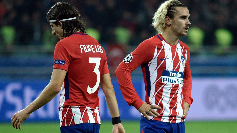 ac1478f5614 Atletico Madrid players salaries 2019  weekly wages