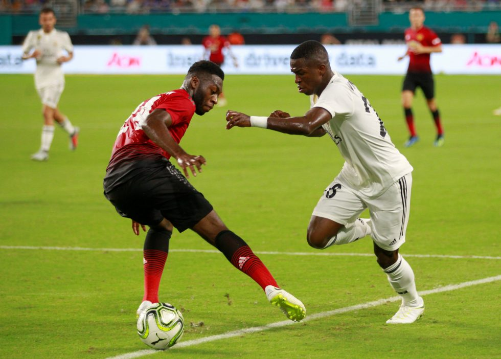 Real Madrid transfers 2019 Vinicius Junior