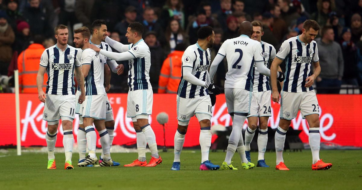 West Brom Players Salaries