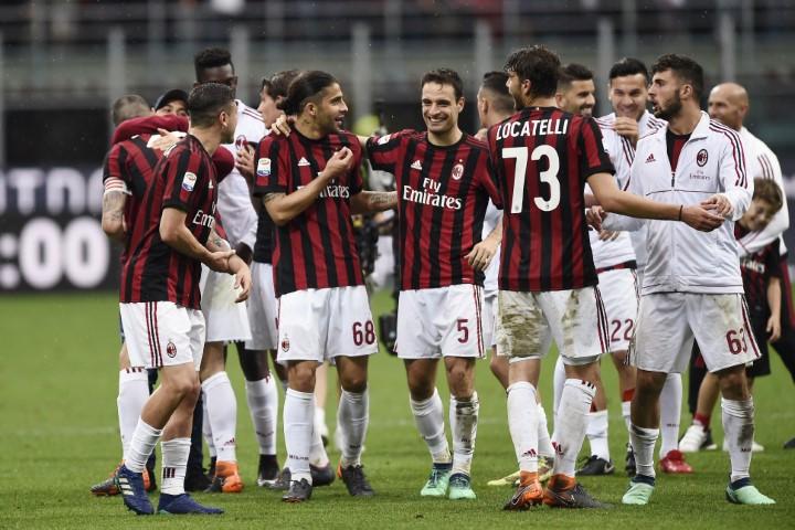 AC Milan player wages 2018 2019