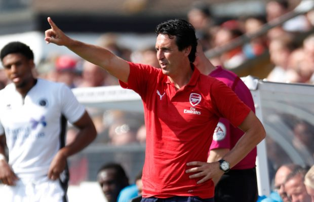Arsenal new signings- weekly wages Unai Emery