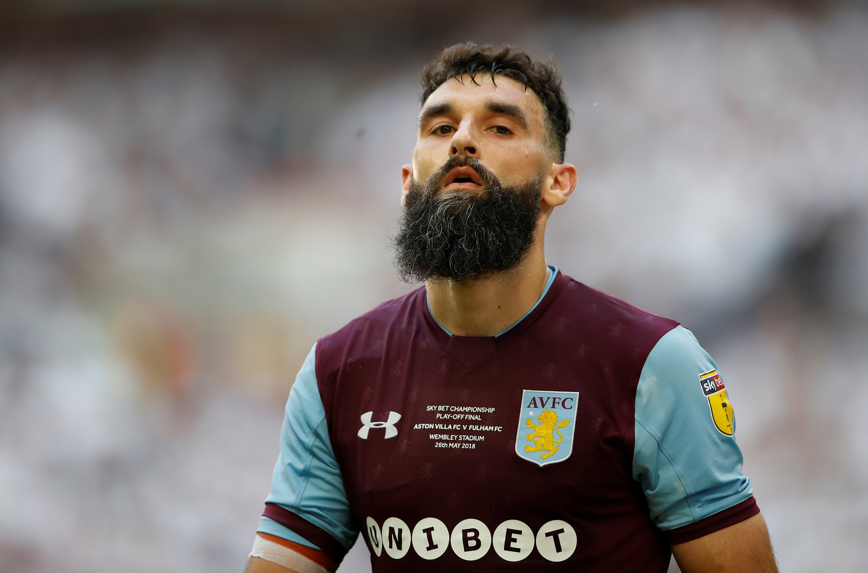 Aston Villa players salaries 2018 2019 Mile Jedinak