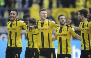Borussia Dortmund players salaries 2019