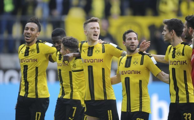 Borussia Dortmund Players Salaries 2018 (Weekly Wages)