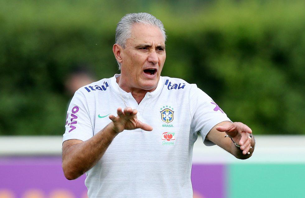 Brazil squad for Olympics 2021