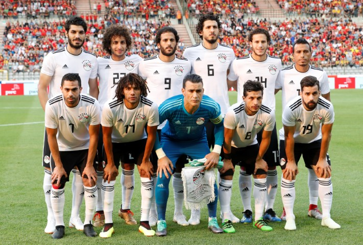 Egypt squad World Cup 2018