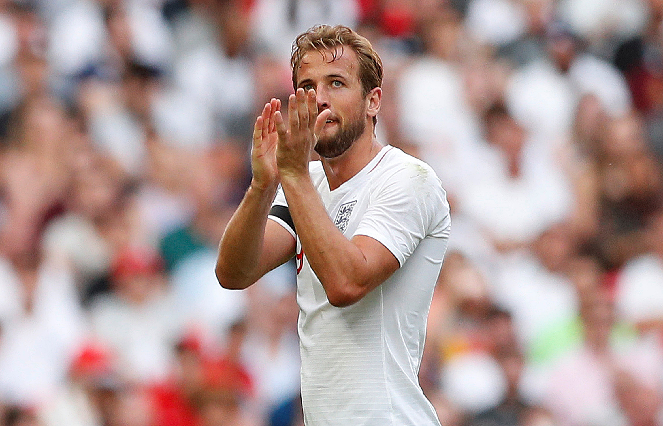 English players to score most goals Harry Kane World Cup 2018