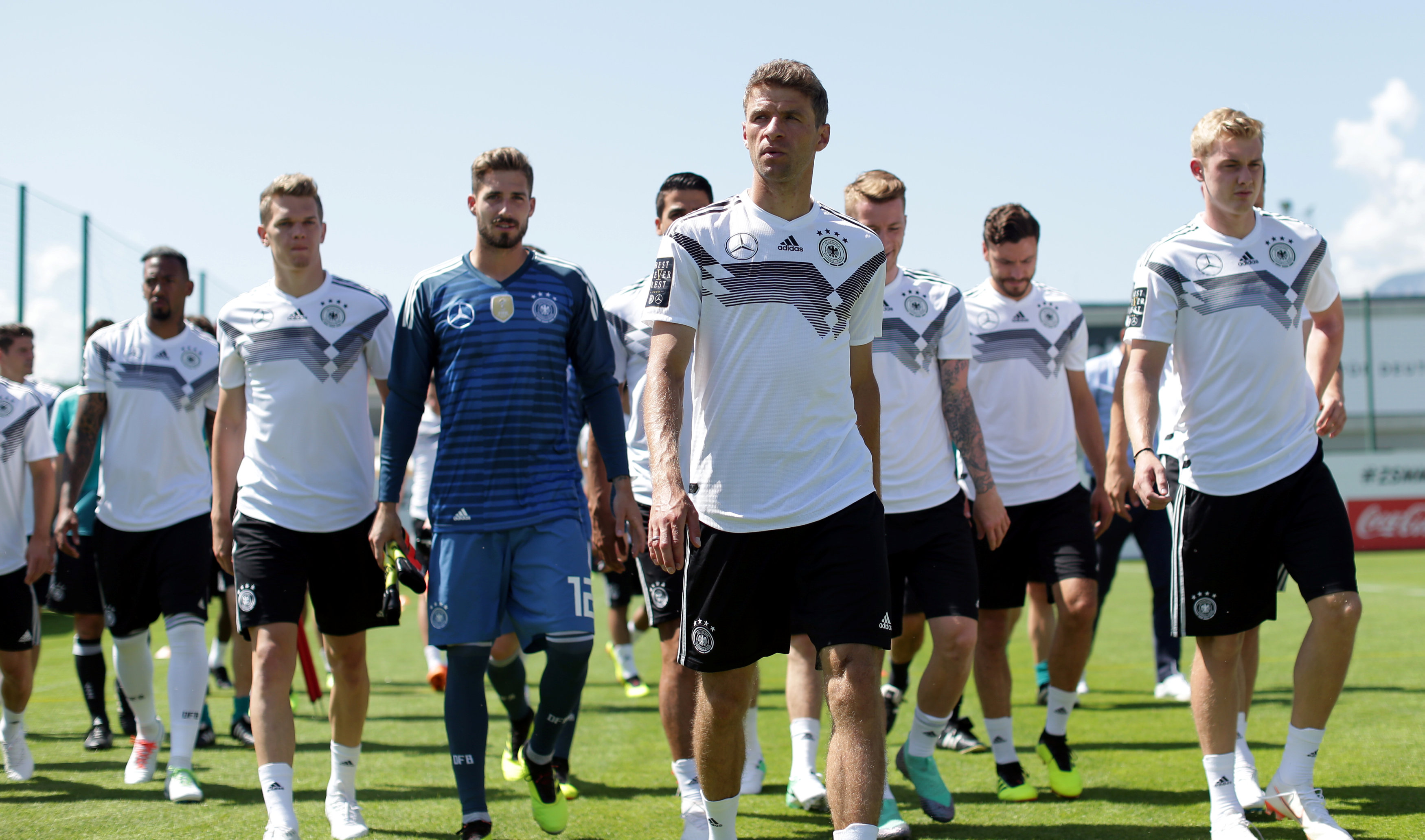 Germany squad World Cup 2018