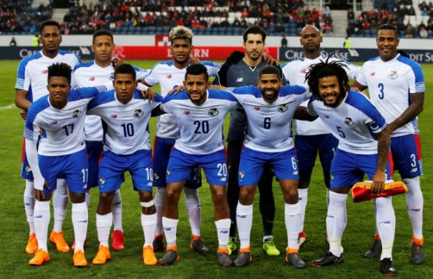 Panama squad World Cup 2018