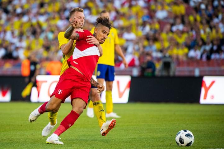 Paolo Guerrero Peru squad World Cup 2018