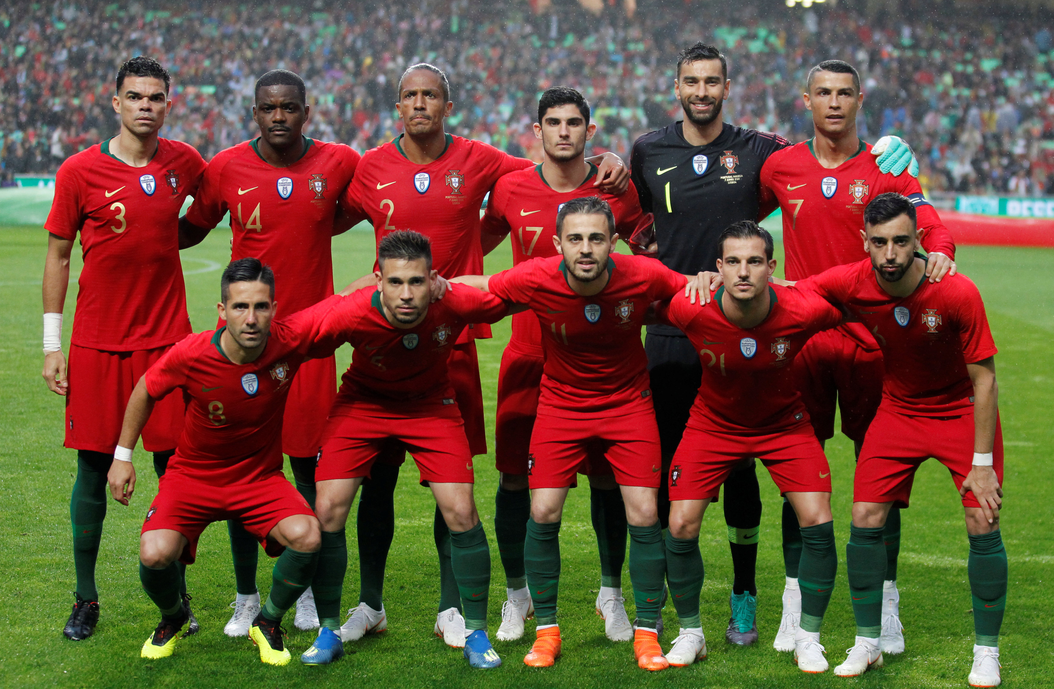 Portugal squad World Cup 2018