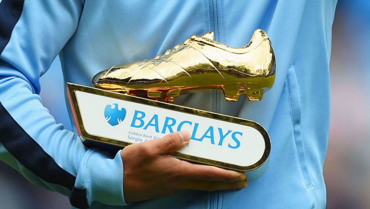 Premier League Golden Boot Winners - Past All Time Winners 1992-2019