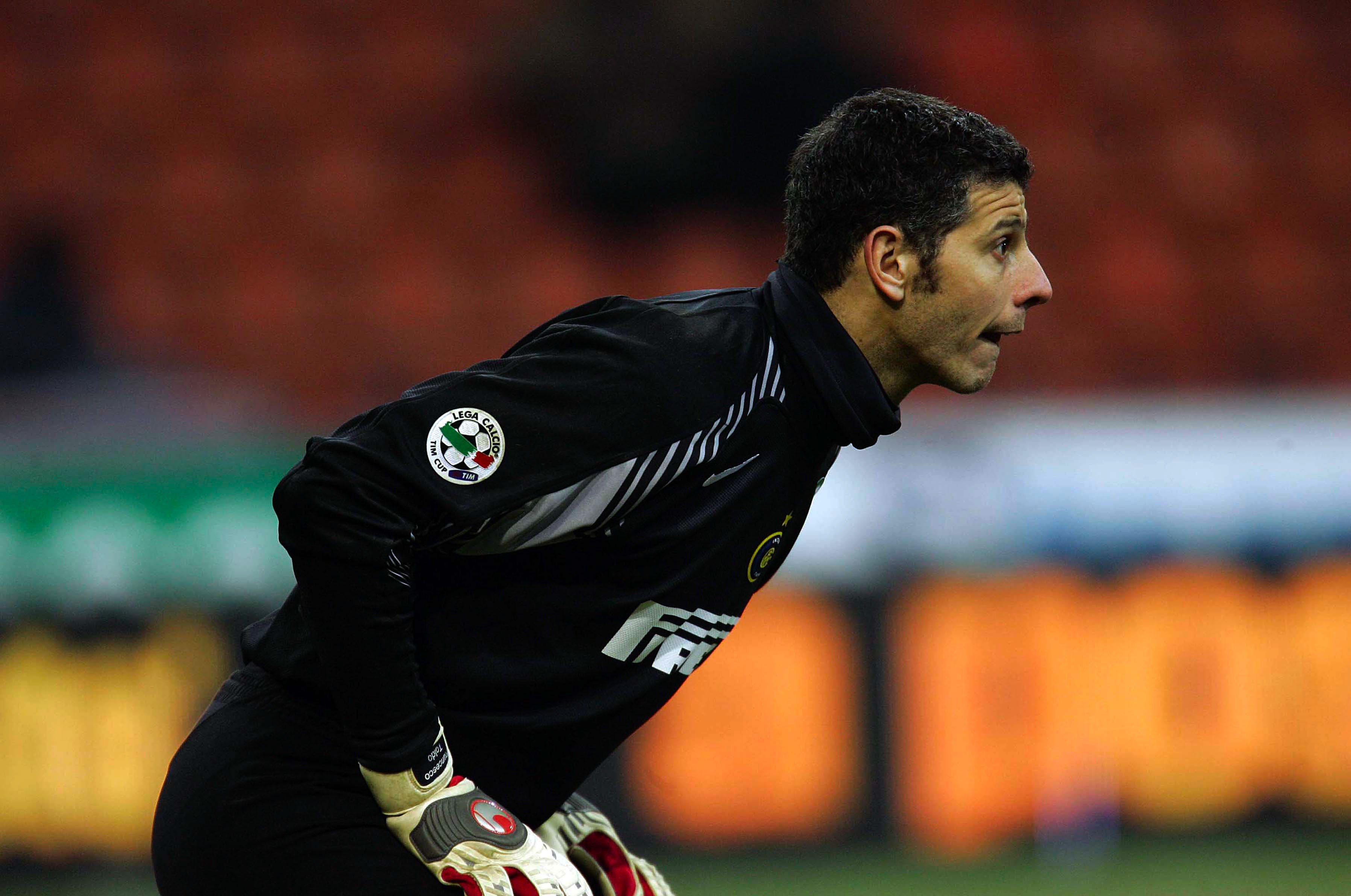 most expensive goalkeepers' francesco toldo 2018