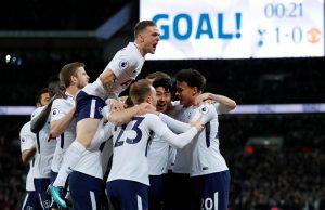 Tottenham transfers 2019
