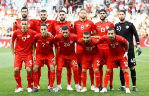 Tunisia squad World Cup 2018