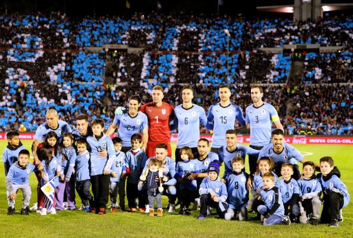 Uruguay squad World Cup 2018