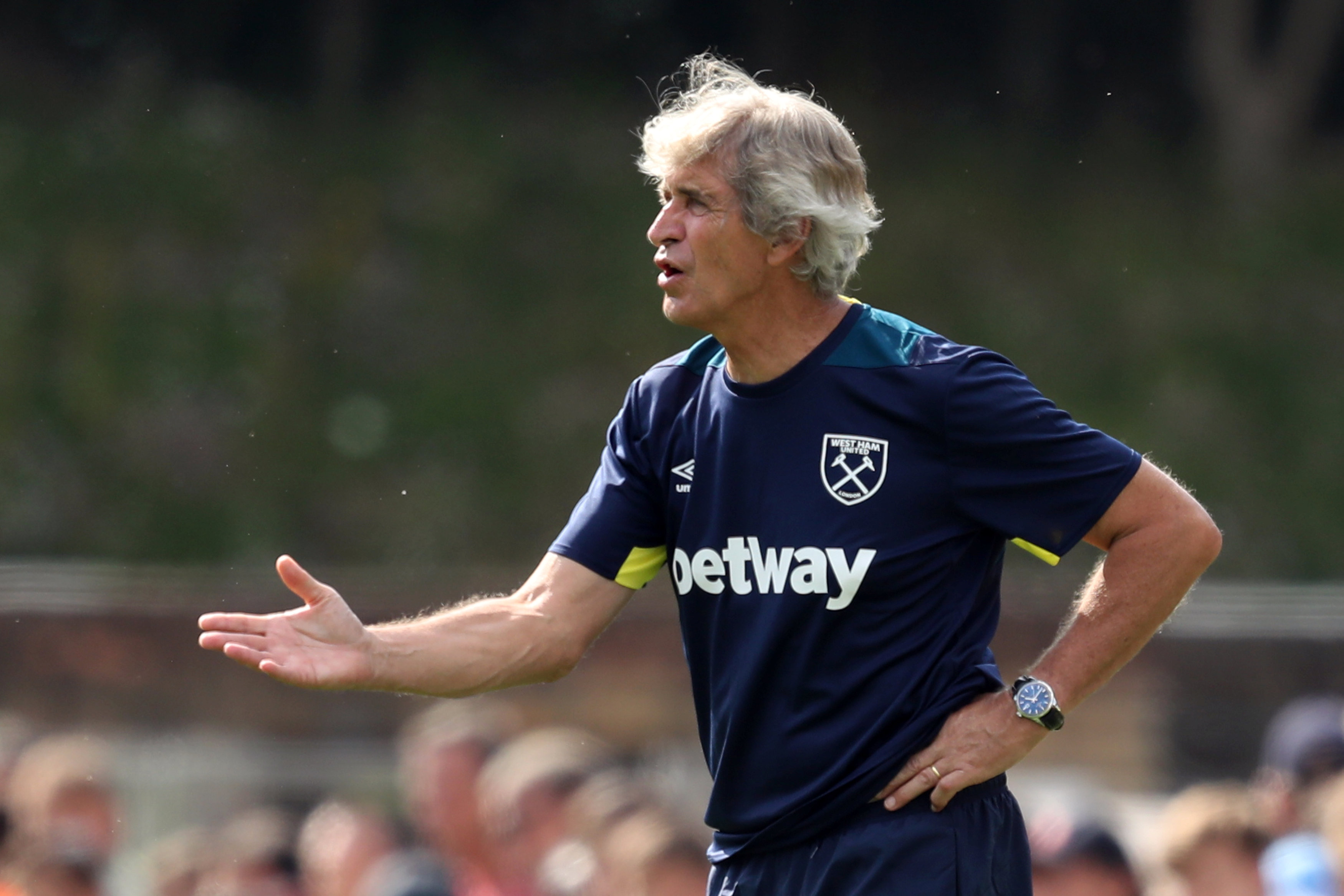 West Ham United Players Salaries 2019- Manuel Pellegrini