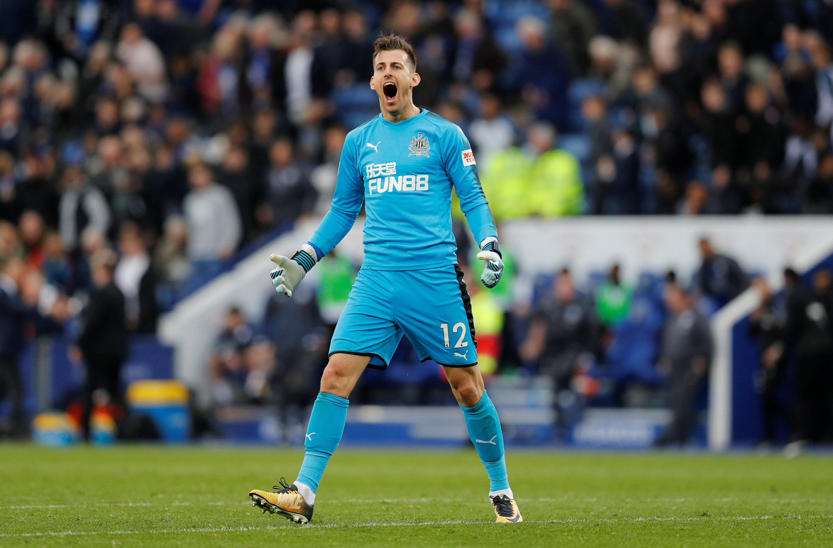 newcastle united fc transfers list 2019- Martin Dubravka