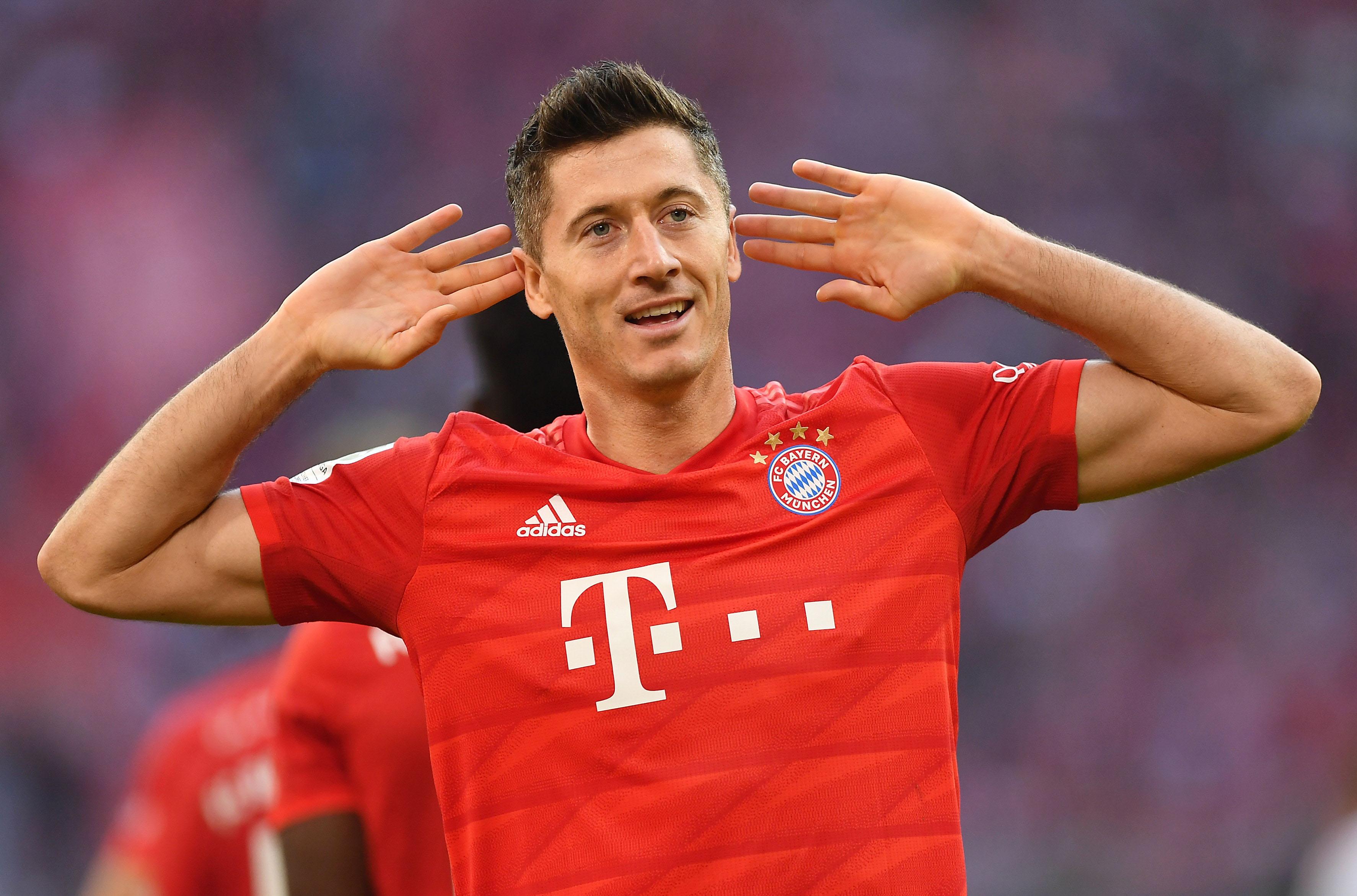 All Time Leading Goalscorers in Bundesliga