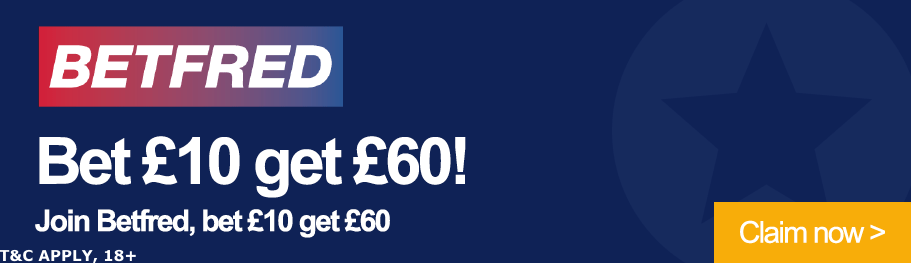Betfred betting offers