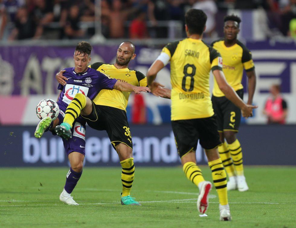 Borussia Dortmund Players Salaries 2018 2019