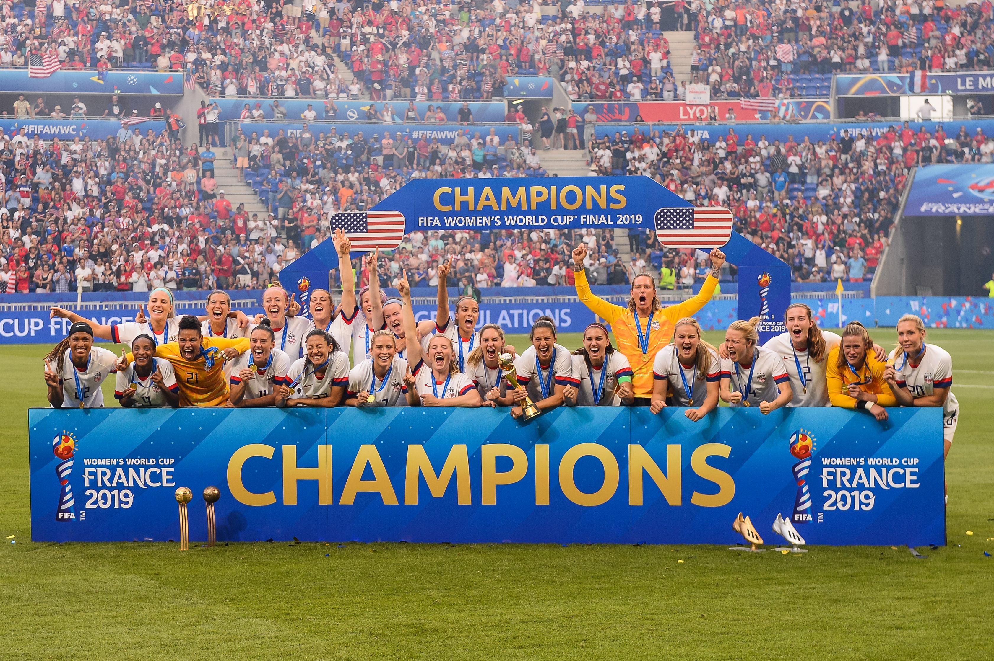 FIFA Women's World Cup Winners List – Since 1991 to 2019