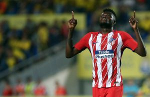 Thomas partey is one of the African Player of The Year Nominees