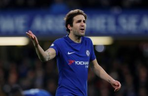 Fabregas believes Salah will not leave Liverpool anytime soon