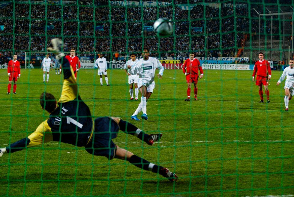 Champions League winner Dudek