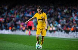 Filipe Luis believes Griezmann's €100 million release clause is cheap
