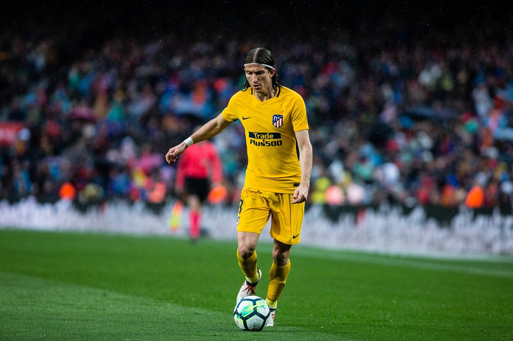 Filipe Luis believes Griezmann's €100 million release clause is cheap