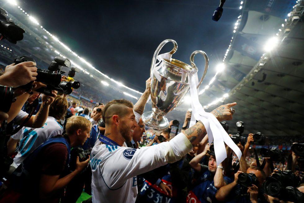 Real madrid champions league winner 2018