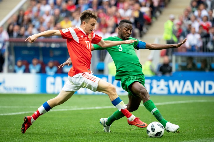 Aleksandr Golovin best players in the FIFA World Cup so far- Round 1