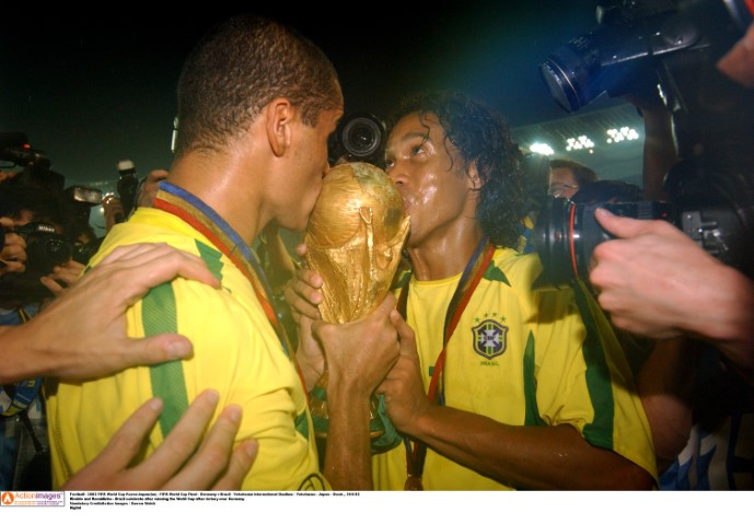 All-Time FIFA World Cup Winners List Brazil