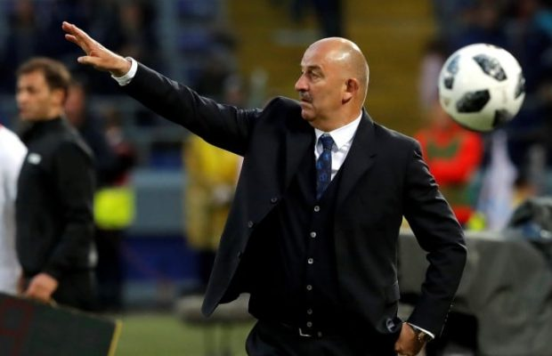 Best paid coaches in World Cup 2018 Stanislav Cherchesov Russia