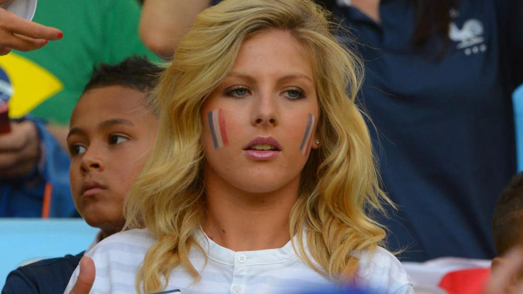 Camille Tytgat Hottest wives of the Soccer World Cup 2018