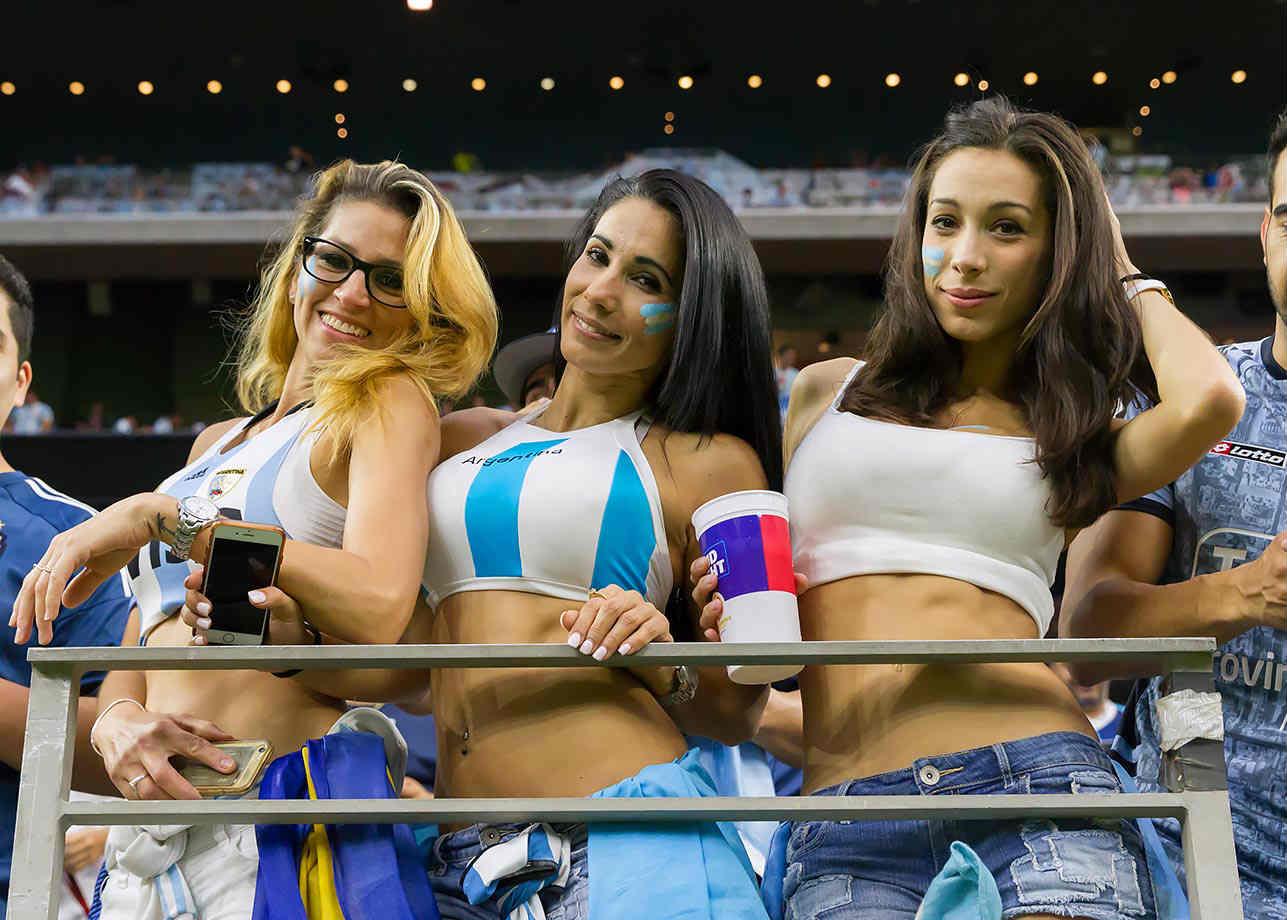 Hot argentinian women